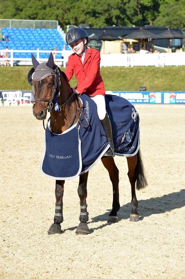 Madie Heath storms to victory at Bolesworth International